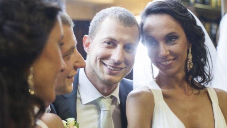 женени пръв поглед