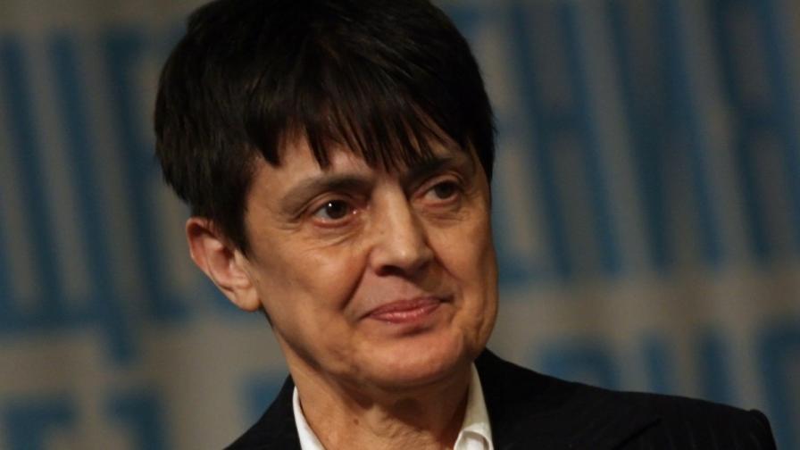 Проф. Антонина Желязкова