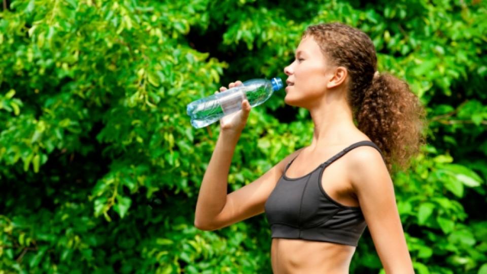 Лесно отслабване с вода