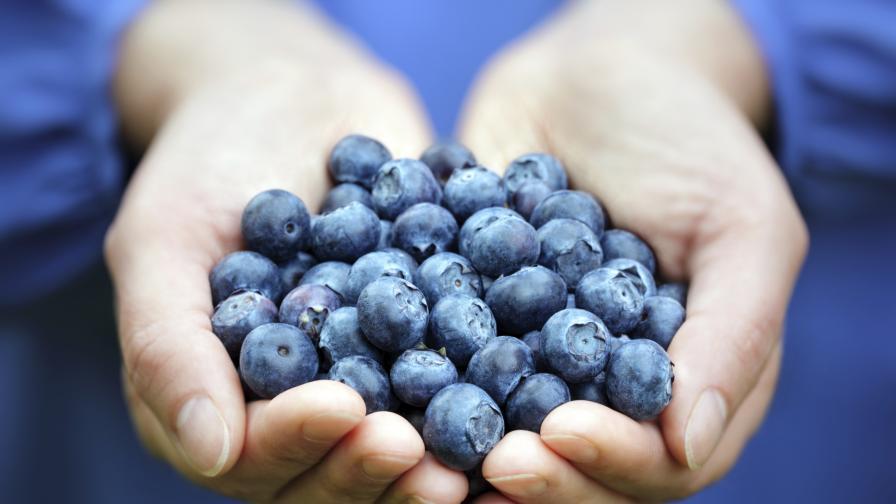 Грозде, ягоди и горски плодове срещу излишните тлъстинки