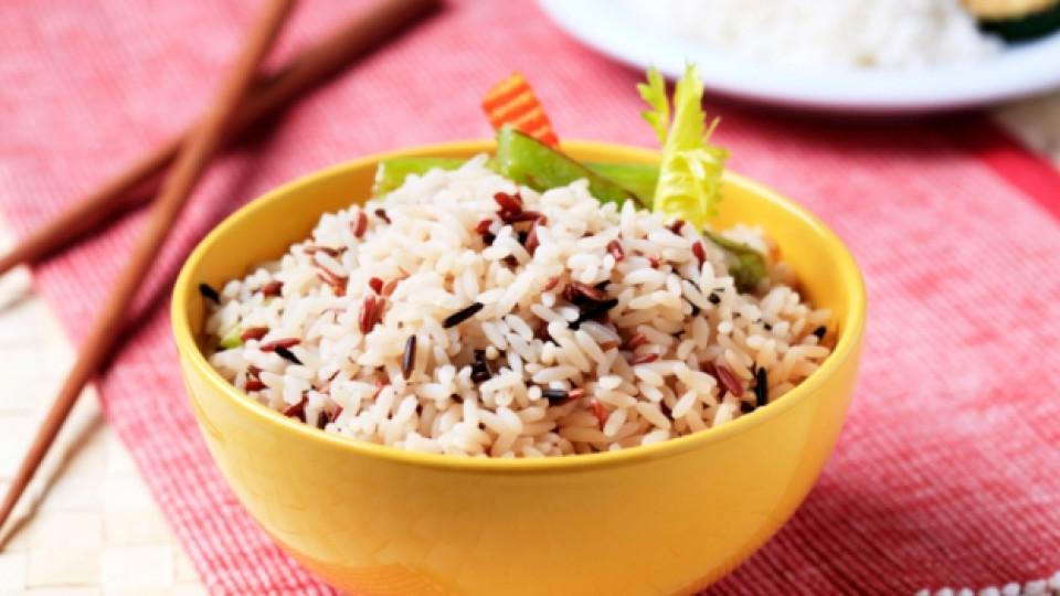 Азиатското чудо – кафяв ориз