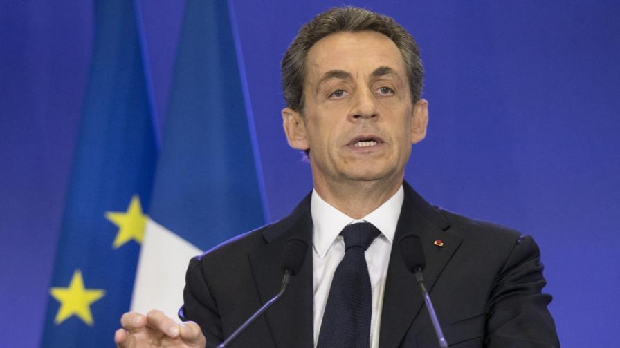 Никола Саркози ще се кандидатира за президент