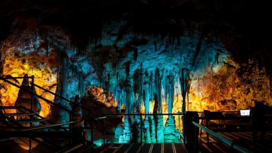 """Пещерата """"Венеца"""" край Видин вече е отворена за туристи"""