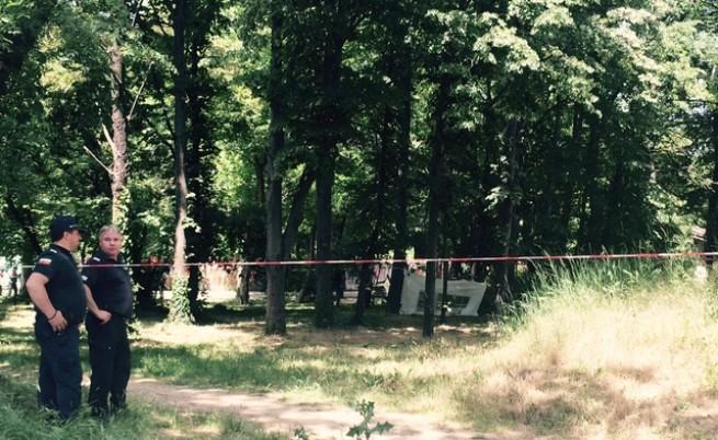Момче бе открито убито в Борисовата градина
