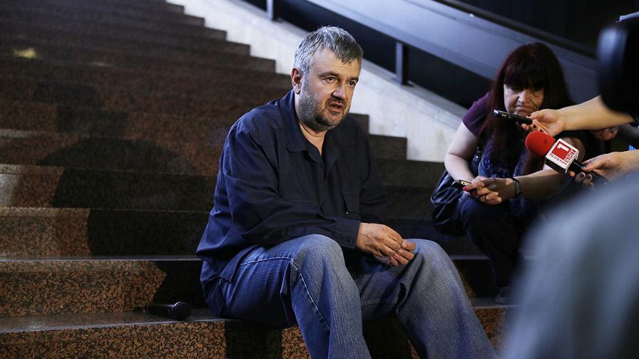 """С """"Улицата"""" в НДК Теди Москов напуска театъра"""