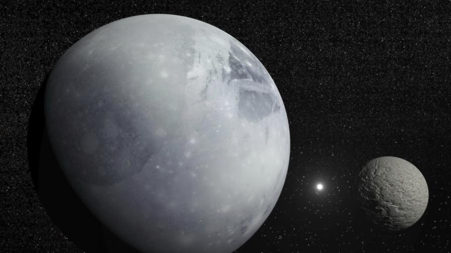 Оказва се, че Плутон е по-голям, отколкото мислехме