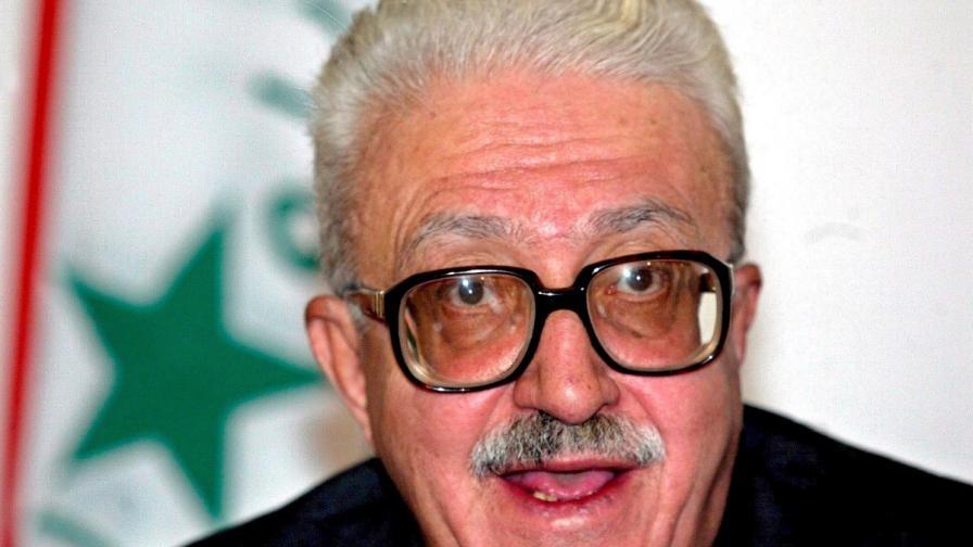 Тарик Азис, външният министър на Саддам Хюсеин