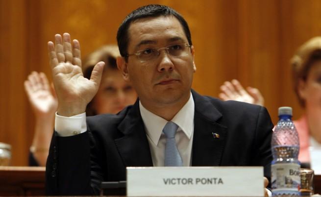Румънският премиер Виктор Понта бе обвинен в корупция, измама, пране на пари