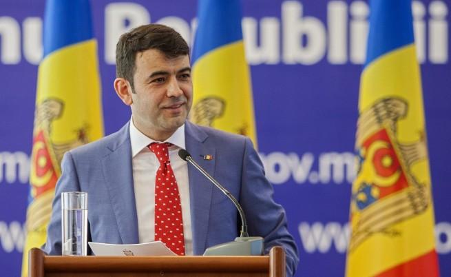 Молдовският премиер подаде оставка след серия скандали