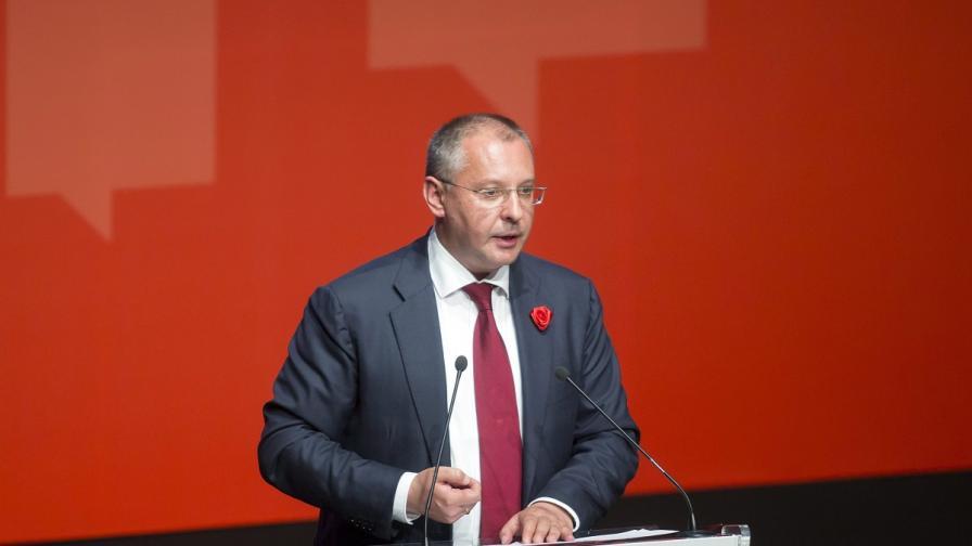 Сергей Станишев беше преизбран за президент на ПЕС