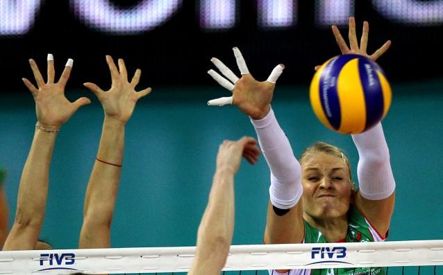 Страшимира Филипова<strong> източник: Gulliver/Getty Images</strong>