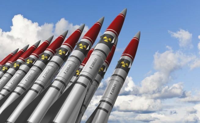 СИПРИ: Ядрените сили модернизират арсеналите си