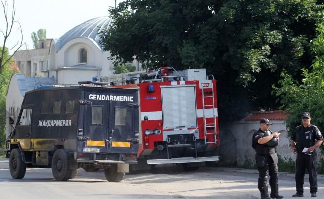 """Над 30 души от """"Орландовци"""" са били отведени в полицията"""