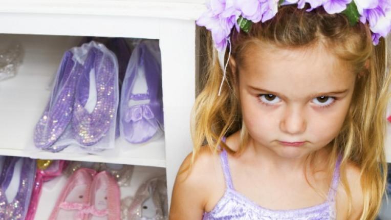 дете тъга разочарование сърдито