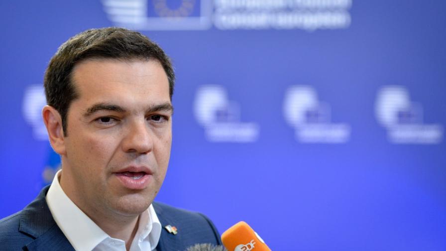 Ципрас: Референдумът не е за излизане от еврото