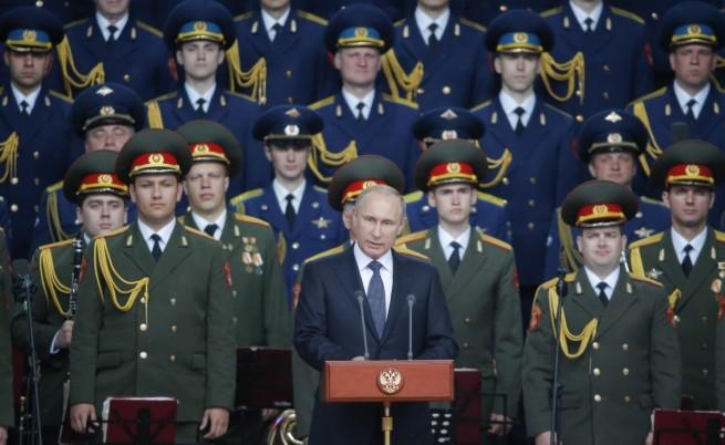 Путин: Ще увеличим ядрения си арсенал с 40 нови междуконтинентални балистични ракети
