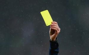 Най-глупавият жълт картон в историята