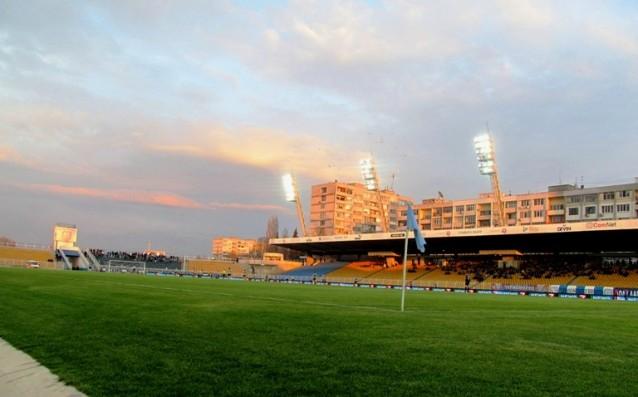 Нефтохимик ще играе на стадион Лазур източник: Пресслужба на Нефтохимик