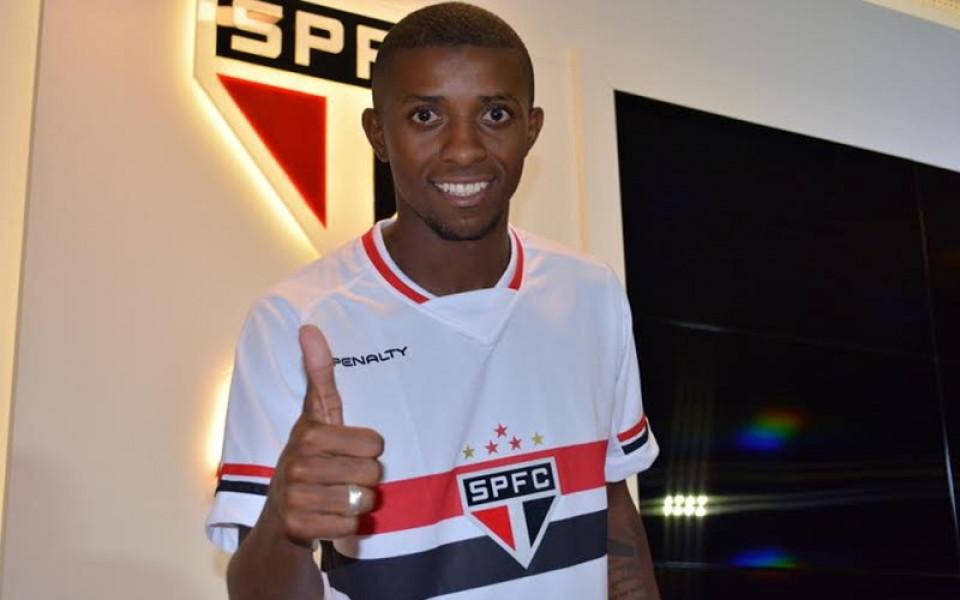 В Бразилия: Сао Пауло продаде играч на Лудогорец