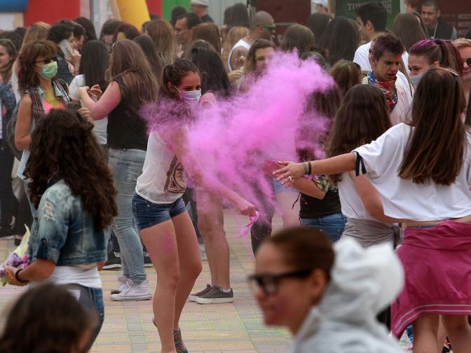 цветове фестивал