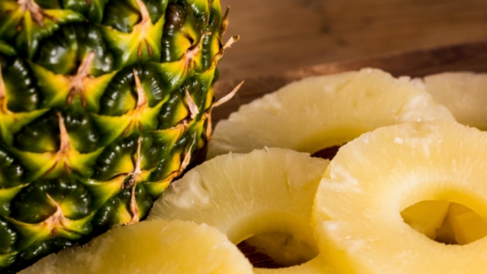 4 причини да ядете ананас