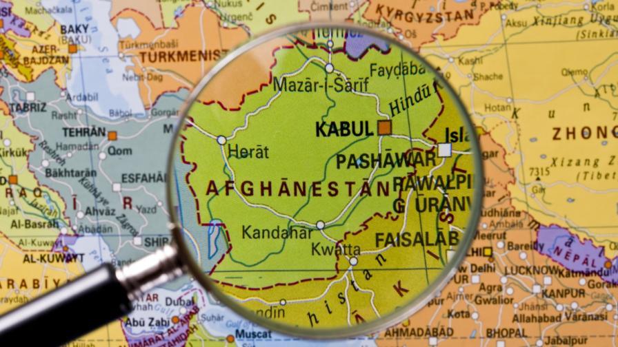 Германка беше отвлечена в Кабул