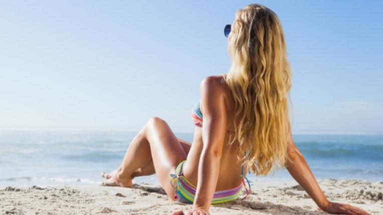 лято плаж море