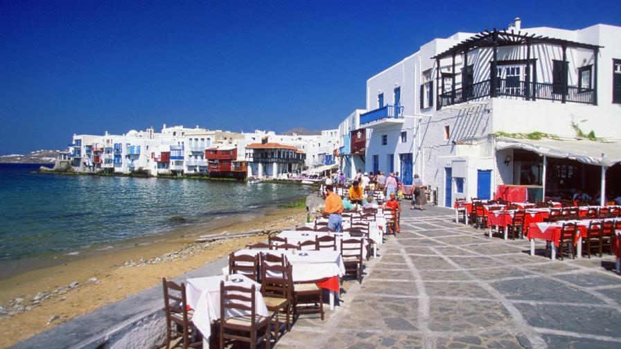 Туризмът в Гърция пред криза?