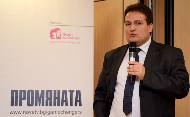 Юрий Вълковски: Ако имате идея да подобрите живота на децата у нас,
