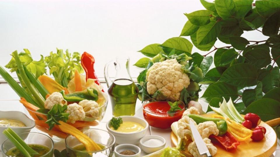 И вегетарианците могат да се хранят балансирано