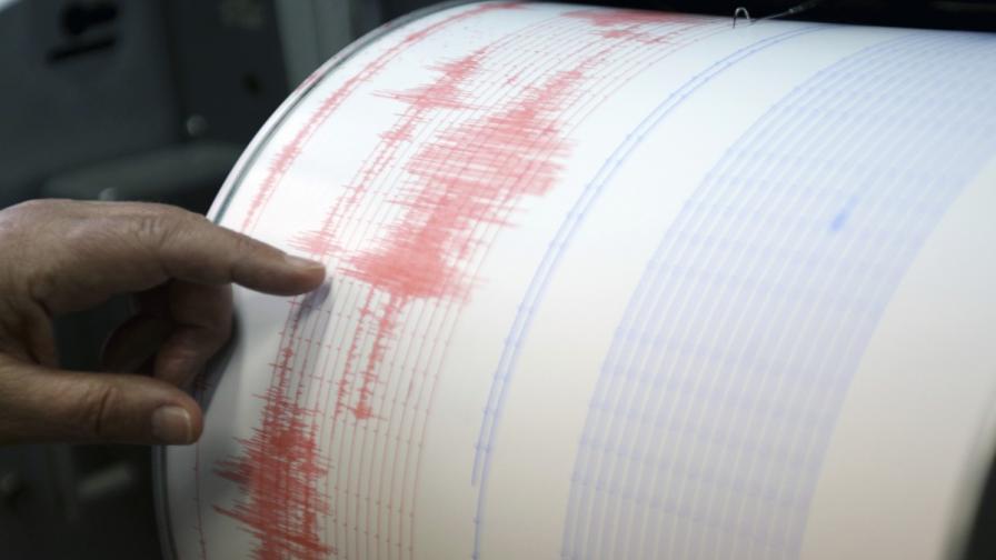Земетресение с магнитуд 6 разтърси Аржентина