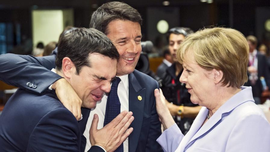 Меркел: Гърция получи щедро предложение