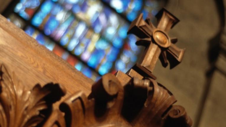 църква кръст християнство