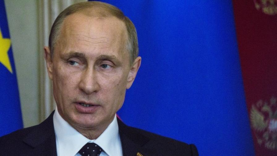 Путин обвини САЩ за мигрантската криза в Европа