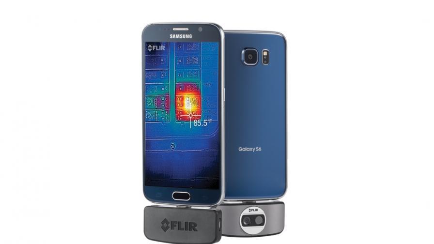 Смартфонът ви ще вижда в тъмното с Flir One