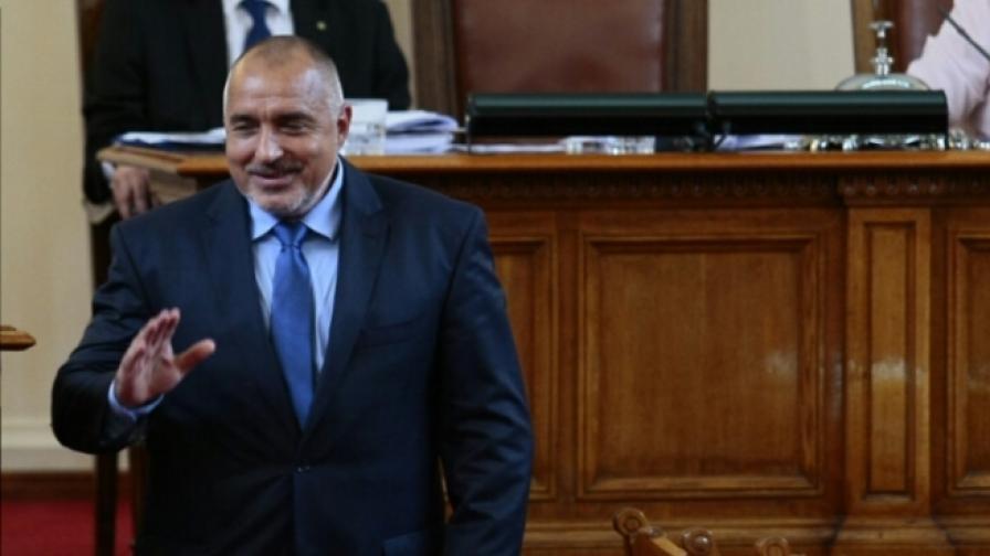 Борисов: С Путин се здрависахме в Баку, няма да воюваме