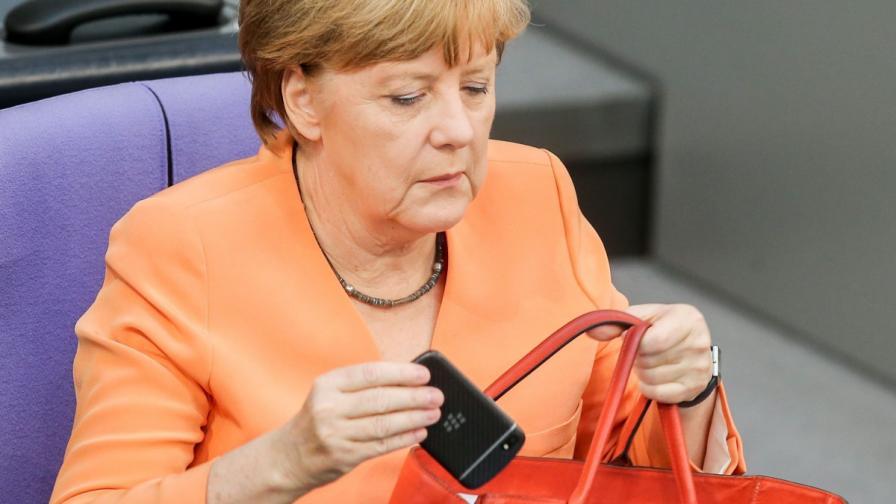 АНС подслушвала не само Меркел, а няколко германски министри