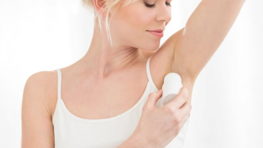 Как да направим дезодорант против изпотяване (видео)