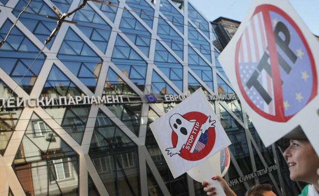 Екокатастрофа и ГМО ли идват със споразумението САЩ-ЕС