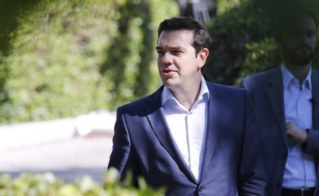 Ципрас ще представи предложения за споразумение във вторник