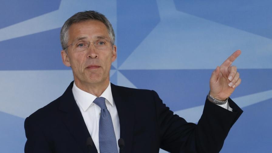 НАТО: Съюзниците са солидарни с Турция