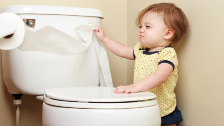 дете разстройство диария тоалетна