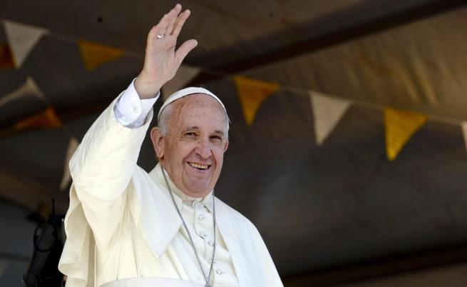 Папата към поклонник: Не бъди егоист