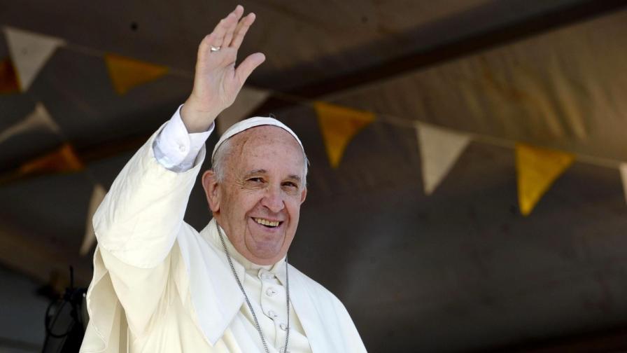 Папа Франциск ще участва във филм