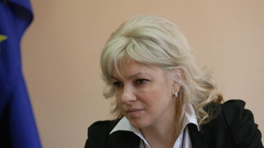 Борисов уволни зам.-министъра на туризма Надя Маринова