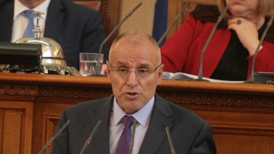 Димитър Радев е новият шеф на БНБ
