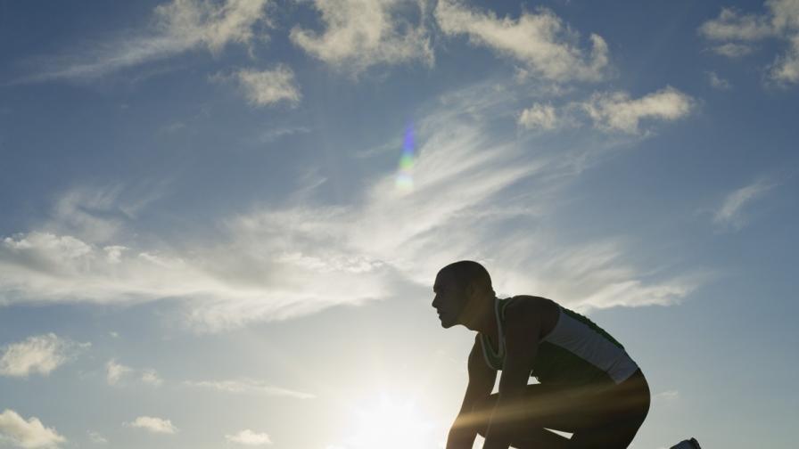 Упражненията помагат за костите на мъжете