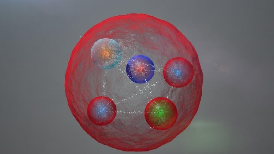Учени от ЦЕРН откриха нова частица – пентакварк