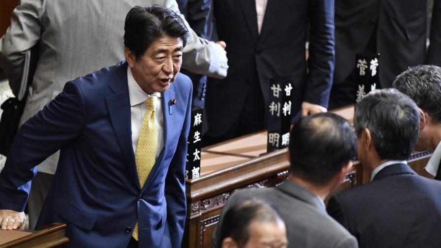 Ще воюва ли японската армия отново?