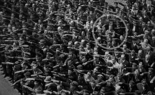 Историята на мъжа, който отказа да отдаде почит на Хитлер